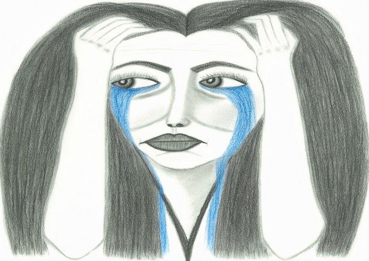 Cry Me A River - PMDartwork