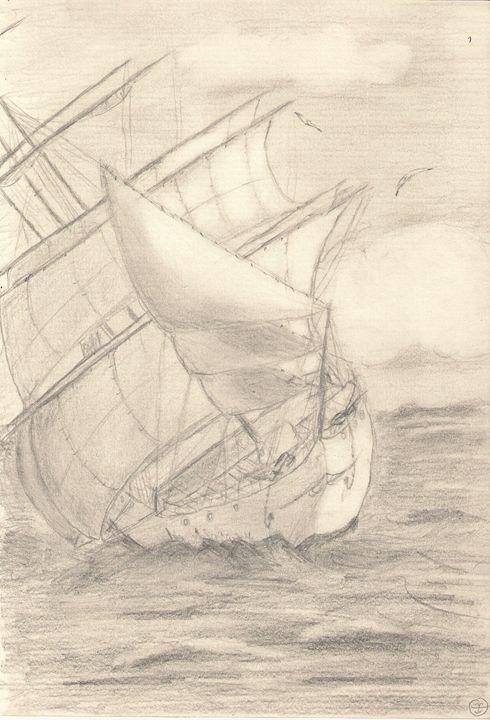 Windjammer - Ben Mel