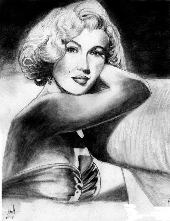 Norma Jean - Fisher Artworks