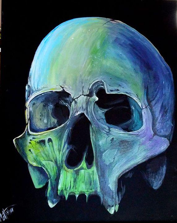 Skull - Fisher Artworks