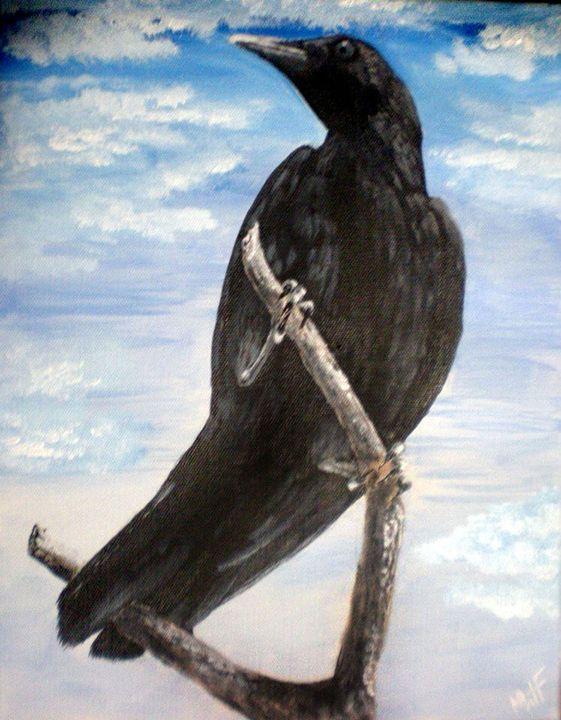 Jeesum Crow - Fisher Artworks