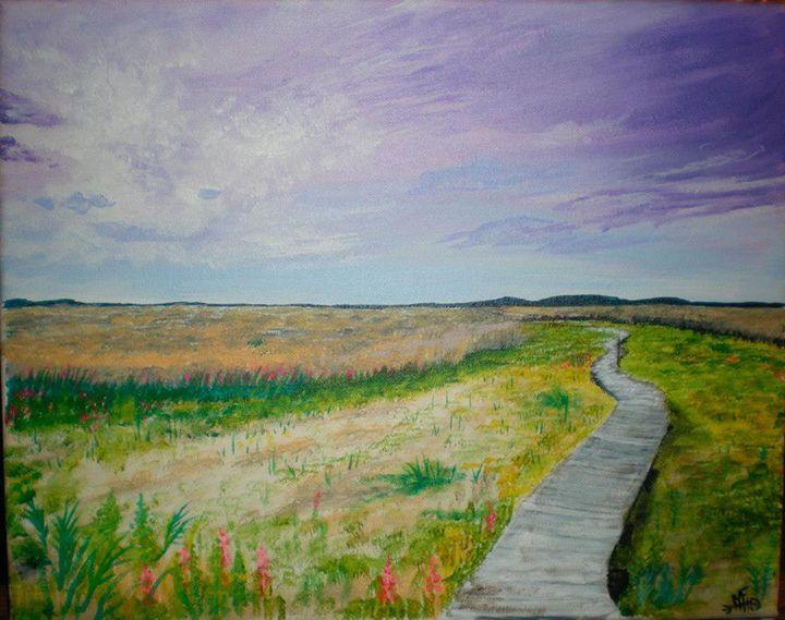 Plum Island - Fisher Artworks