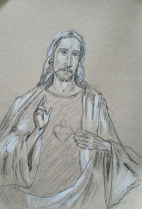 Sacred Heart of Jesus - Jozartz