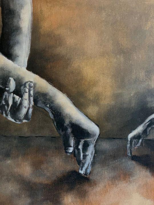 Dancing Hands - Marta Sporek