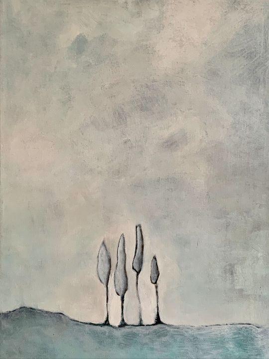 Tree Triptych I - Marta Sporek