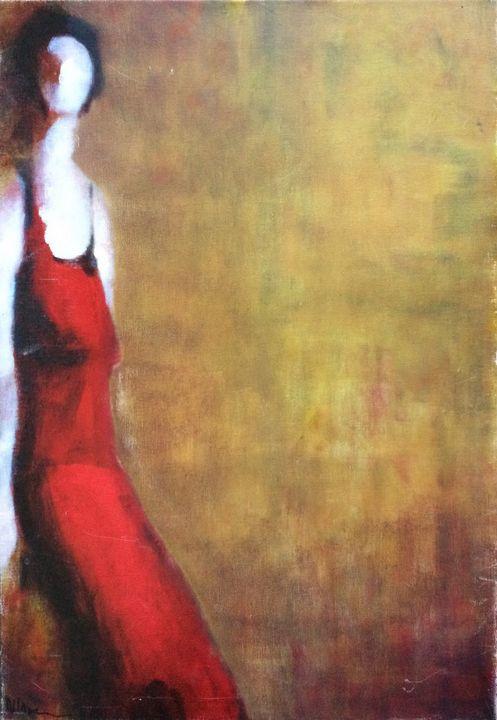 Lady In Red - Marta Sporek