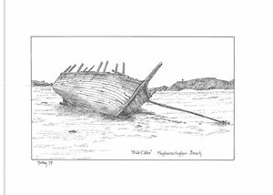 Bad Eddie shipwreck