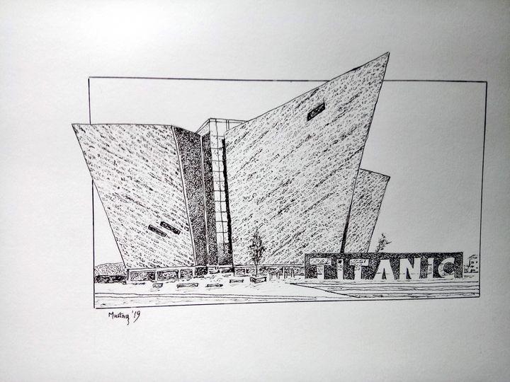 Titanic Building - Murray McDowell Dot-To-Dot