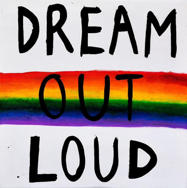 DREAM OUT LOUD - Dale Art Heritage