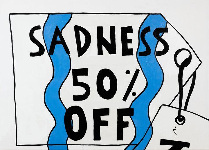 SADNESS 50% OFF - Dale Art Heritage