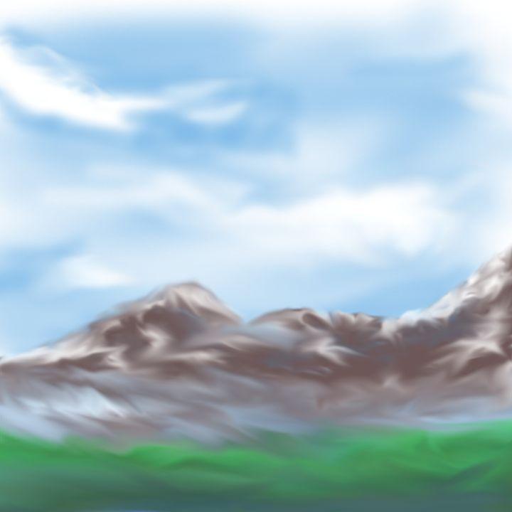 Highland - Aria's Art
