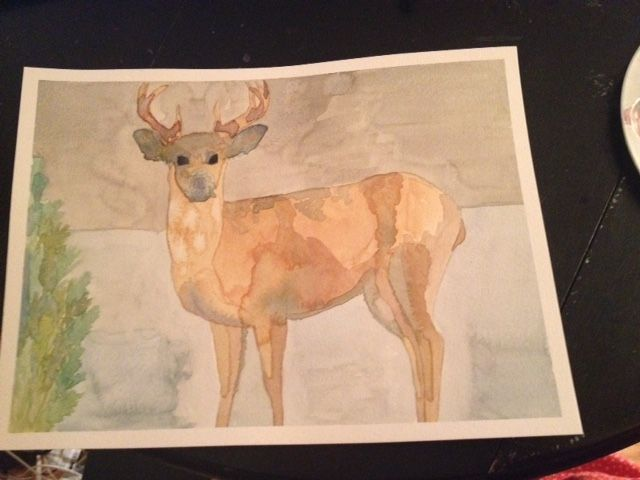 Deer - Ligia Nistor