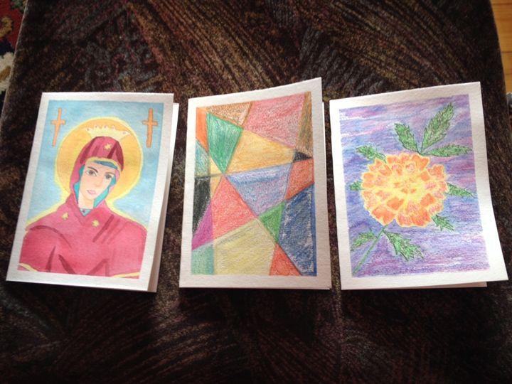 Postcards - Ligia Nistor