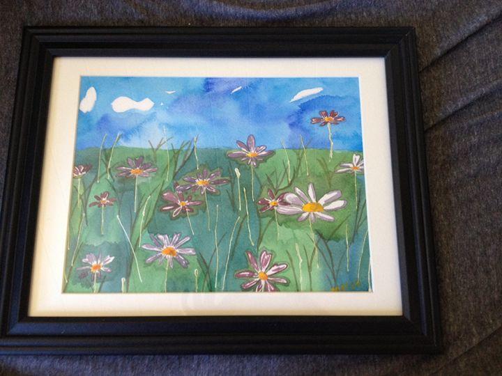 Field of Daisies - Ligia Nistor
