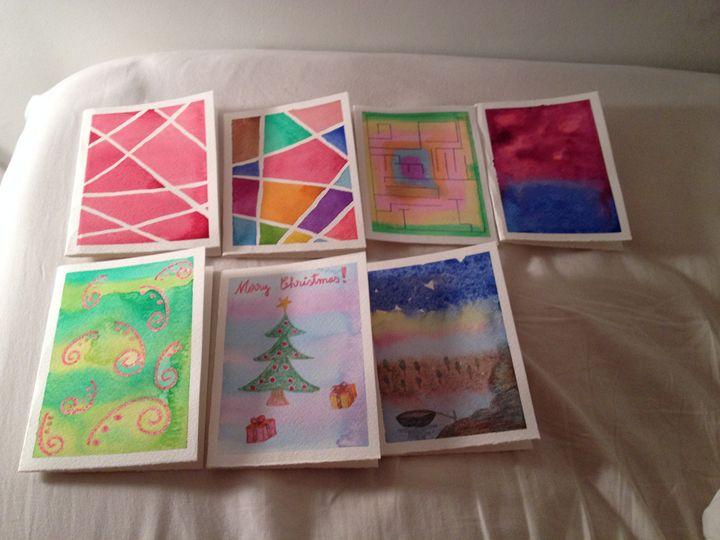 Greeting Cards - Ligia Nistor