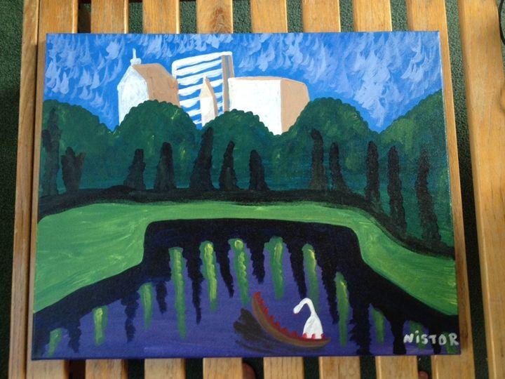 Boston Common - Ligia Nistor