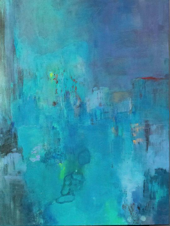 Celebrating the Sea - Leslie Schweitzer Miller