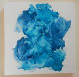 Blue Original Painting