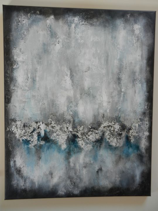 Ice Ledge - Artful Dabbler Studio