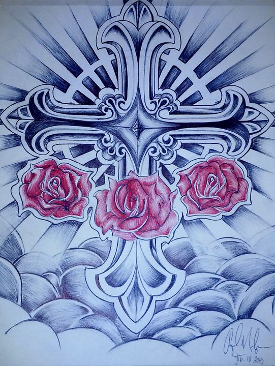 Gods Paradise - Ace's Visual art