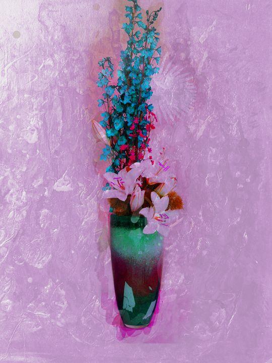 Mariposa Flowers - Don Wright Fine Art & Photoraphy