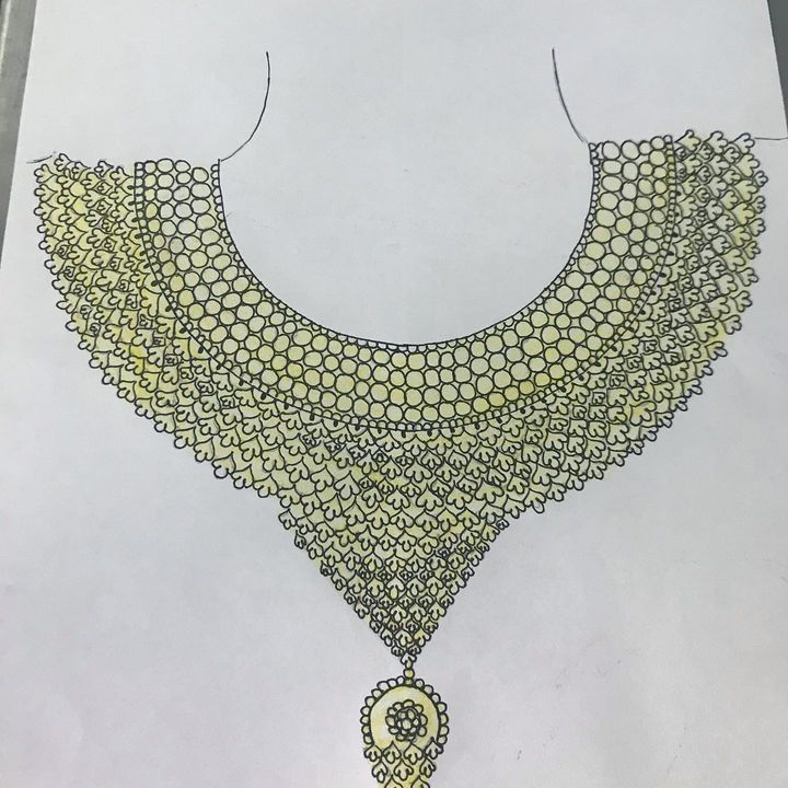 Traditional jewellery - Megha's art