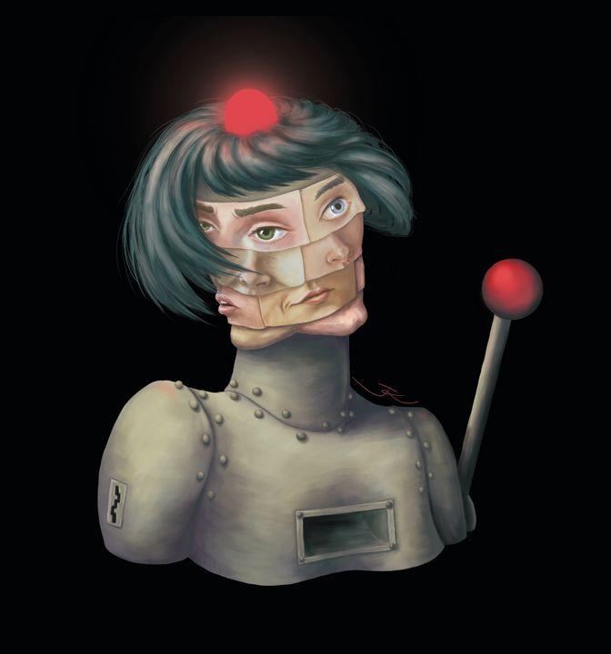 Personality Machine - Kohntente