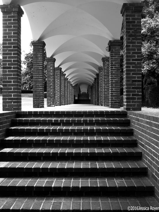 The Long Corridor - Jessica Royer