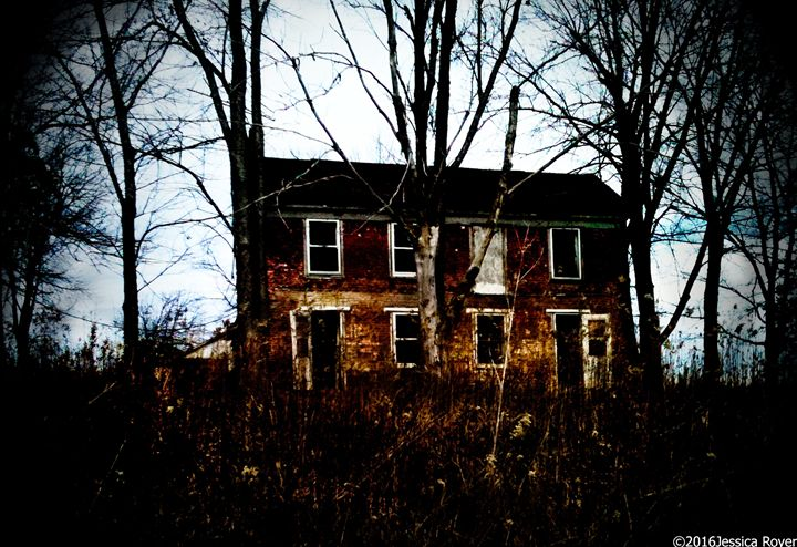 Beautifully Abandoned - Jessica Royer