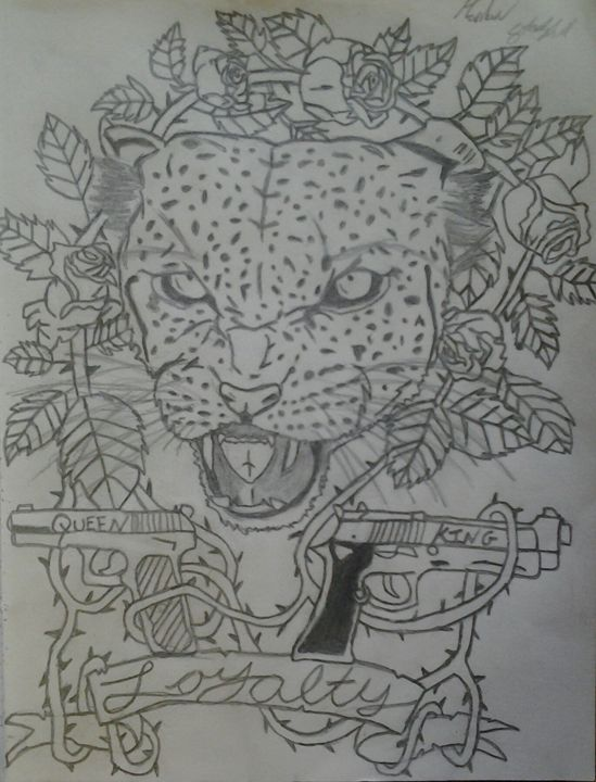 Royalty Jaguars - J$killz Artwork