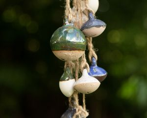 Little Stoneware Bells