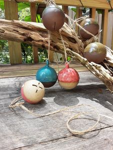 Garden Bells, large - Crooked River Art Co