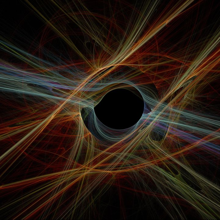 Abstract Black-Hole - Abstract Me