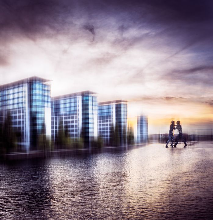 Molecule Man - hannes cmarits photography