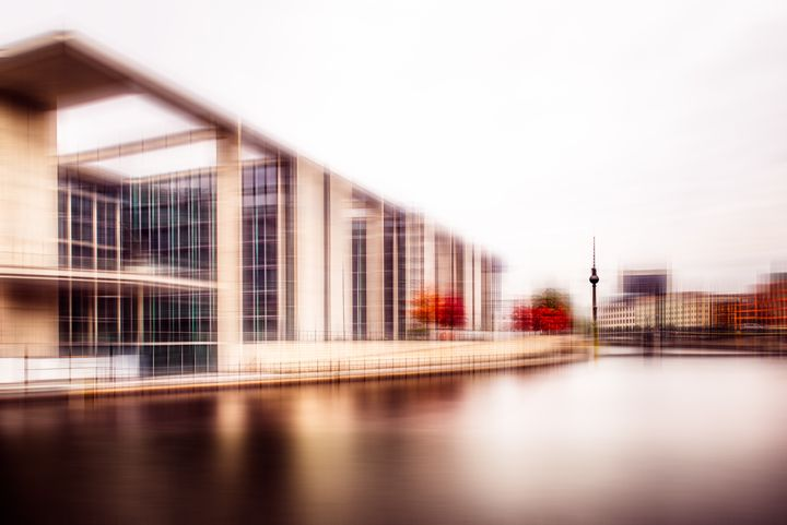 fall in the city - hannes cmarits photography