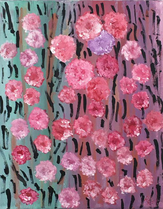Flower Garden #1 - rrjavedart
