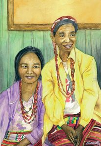 """""""Women of Belwang Village"""""""
