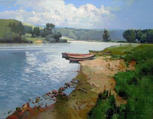 """""""Banks of the River"""""""