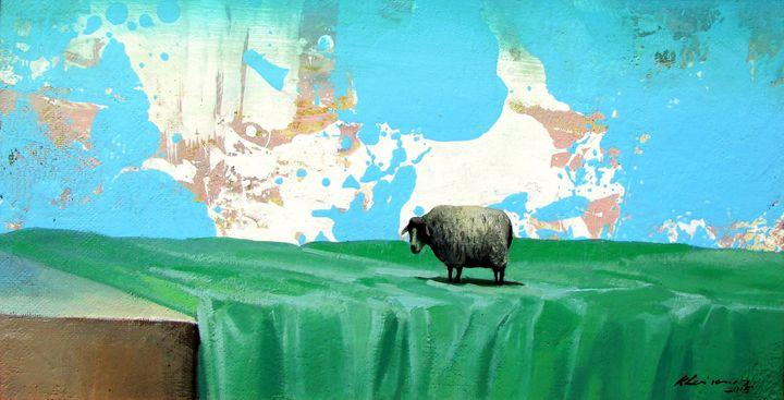 Missing - Vytautas Laisonas / Paintings