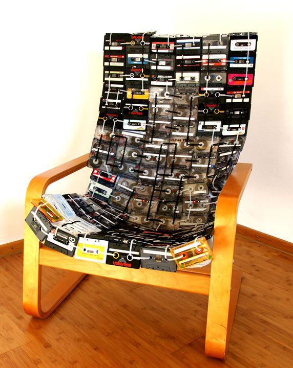 tape seat #1 - GEEK MAN