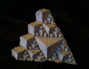 Ants Fractal Pyramid #1