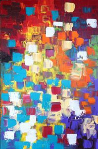 Colour Jumble (Sold)