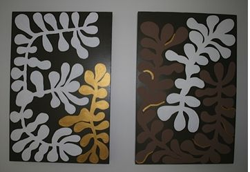 Plant Pods - Designs In Paint