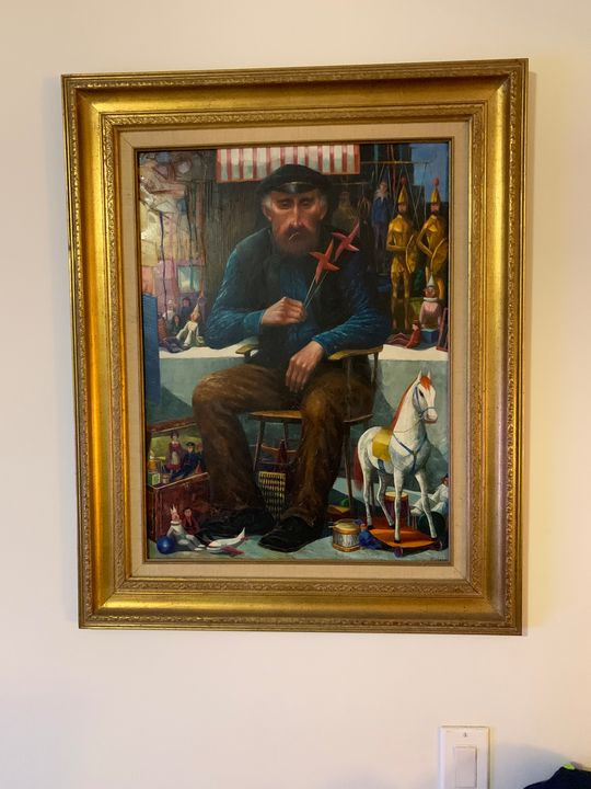 The Toy Maker - George Russin