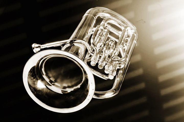 Bass Tuba Music 5562.001 - M K Miller III