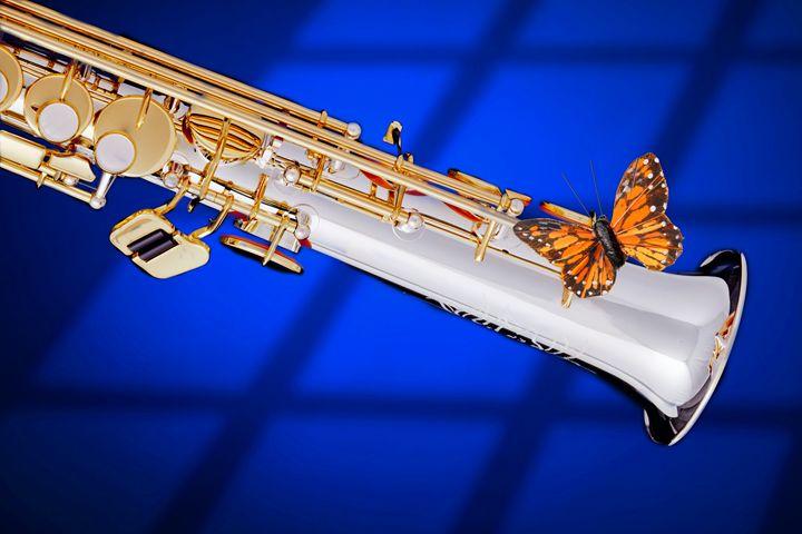 Soprano Saxophone 3350.02 - M K Miller III