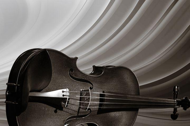 Violin Music 1346. 342 - M K Miller III