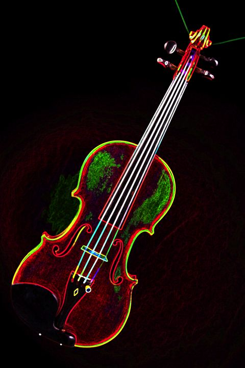 Violin Music 1346. 373 - M K Miller III