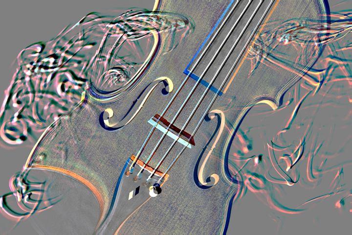 Violin Music 1346. 463 - M K Miller III