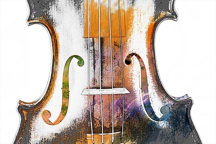 Violin Music 1346. 481 - M K Miller III